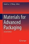 Materials For Advanced Packaging, Hardcover By Lu, Daniel Edt Wong, C. P. ...