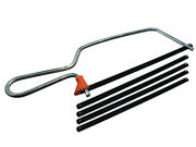 100 X Junior Hacksaw Sets That Include 4 Spare Blades 150mm 6 Inch One Sto
