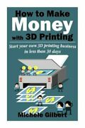 How To Make Money With 3d Printing Start Your Own 3d Printing Business In Less