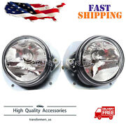 Fog Light For Mercedes Benz Ml350 C300 W204 W216 R230 W164 W251 Amg Pkg Lh And Rh