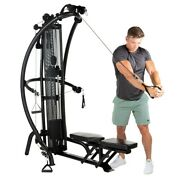 Inspire Fitness M1 Multi Gym Functional Trainer 6 Pulley Cable Machine In Stock