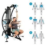 Inspire Fitness M1 Home Gym Functional Trainer 6 Pulleys All-in-one Cable New