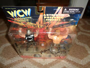 Sting Diamond Dallas Page Signed Rare Wcw Toymakers Wrestling Autograph Wwe Wwf