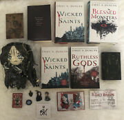 Something Dark And Holy Emily Duncan Faecrate Shelflove Owlcrate Fairyloot