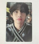 Bts V Taehyung Map Of The Soul Mos One Concept Book Photocard Photo Card Pc