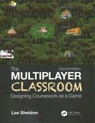 Multiplayer Classroom Designing Coursework As A Game Hardcover By Sheldon...
