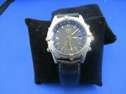 Breitling Duograph B15507 38mm Stainless Steel And Yellow Gold Real Stunner Swiss