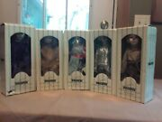 Seymour Mann Storybook Tiny Tots Wizard Of Oz Collection Lot Of 5 Dolls