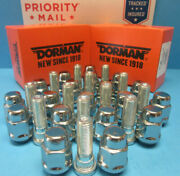 20 Wheel Lug Studs And Nuts Front And Rear For Nissan Infiniti Oem 4322221b00