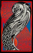 Bonnie Maclean Psychedelic Print Poster Home Art Room Decor - No Frame