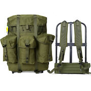 Mt Military Alice Pack Army Tactical Backpack Medium Alice Rucksack With Frame