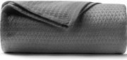 Dangtop Cooling Blankets Queen Size 100 Bamboo Blanket For All-season Cooling