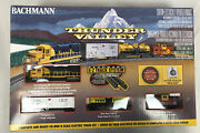 Bachmann 24013 Thunder Valley N Scale Electric Train Set