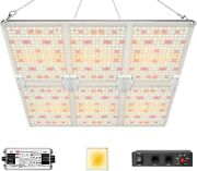 Rp6000e Sunlike Dimmable Full Spectrum Led Grow Light W/diode And Mean Well Driver