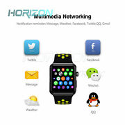 Dm09plus Smart Wrist Watch Wristband Sim Gsm Phone Sports For Android Iphone