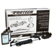 Uflex Protech 2.1 Front Mount Ob Hydraulic System - Includes Up28 Fm Helm Oil Anda