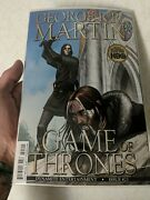 Game Of Thrones George R.r. Martin's A 21 Nm Dynamite Comics