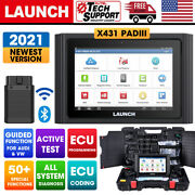 Launch X431 Padiii Bi-directional Scan Tool Oe-level Full System Diagnostic Scan