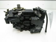 8196a3 Mercury Outboard Complete Powerhead Block Crankcase 2 Cylinder 18 25 Hp