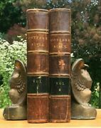 Antique Holy Bible Hubbard Harrison Family 1835 North Guilford Ct Connecticut