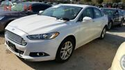Front Clip Se With Fog Lamps Without Automatic Park Fits 13-16 Fusion 1878530