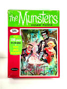 Vintage Whitman The Munsters Grandpa Cooking Jigsaw Puzzle 1965 Complete