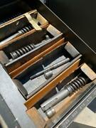Amada Pega Turret Punch Punch And Die Set W/ Cabinet
