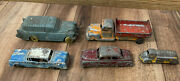 Antique Vintage Toy Cars And Trucks