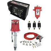 Msd Ignition 72223k 7al-2 Plus Ignition Kit Small Block Chevy Big Block Chevy In