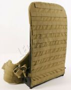 New T3 Gear Pj Molle Ruck Kit W/ Lightweight Alice Frame - Coyote Brown