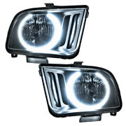 Oracle Lighting 05-09 Mustang Headlight Pre-assembled W/halo 7048-001