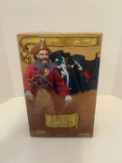 Captain Blackbeard The Pirate 12 Action Figure Sideshow 1/6 Live By The Sword