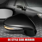 For 10-12 Lexus Es350 Oe Style Powered+heated+memory Passenger Right Side Mirror