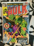 Marvel Comics/ Incredible Hulk 200 - 300 / You Pick From List