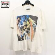 90s Made In Usa George Clinton Print Short Sleeve T-shirt Funk Thrift Notation
