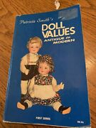 Rare 1979patricia Smith's Doll Values Antique To Modern 1st Series 5x8 Paperback