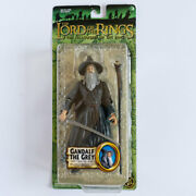 Lord Of The Rings Gandalf The Grey With Light Up Staff Fellowship Of The Ring