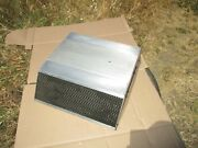 Vintage Air Cleaner Low Profile Side Draft With Dual Filters Rare Bandm Predator