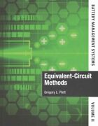 Battery Management Systems Equivalent-circuit Methods Hardcover By Plett ...