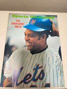 Willie Mays 1972 Sports Illustrated.