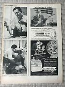 Guns From Ambercrombie And Fitchevervess Sparkling1950and039s Vintage Print Ad A55