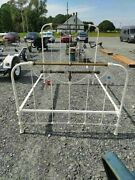 Iron And Brass Bed Frame Vintage Full Size Bed Frame