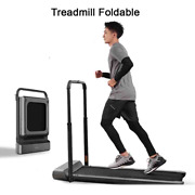 Treadmill Foldable Upright Storage R1 Pro Running Walking 2in1 App Control Home