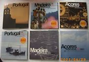Portugal Azores Acores Madeira 1982 1983 Year Folders Presentation Packs Stamps