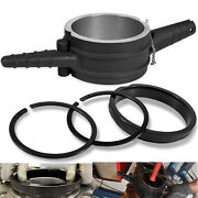7040 5.4 Bore Piston Ring Compressor Tool And Anti-polishing Ring For Cummins Isx