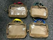 Mystery Ranch Rats Spadelock Removable Pocket Coyote Pouch -pick From 4 Colors