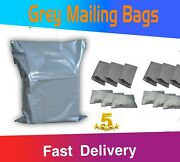 Best Strong Grey Postal Mailing Bags Poly Post Shipping Bags