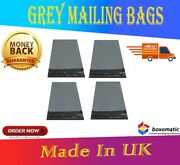 Strong Poly Grey Mailing Postal Bags Self Seal