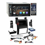 Soundstream Dvd Phonelink Stereo Dash Kit Amp Harness For 07+ Cadillac Escalade