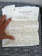1873 Kentucky State Claims For Tax Refunds To And From John B. Lindsey State Atty